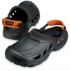 Crostrail Clog Graphite Orange.jpg -