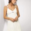 Mamabel_Cotton_NDK_pf_rdax_185x262.jpg - Noční košile<br />Krásná noční košilka pro kojící ženy, klip na ramínkách otevírá košíčky. <p>Velikosti/ Délka<br />36 - 44<br />85 cm<br />Složení<br />95% Bavlna , 5% Elastan</p>