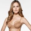 lace_sensation_W.jpg - Lace Sensation<br />Elegantní série tvarujícího prádla kombinuje jedinečným způsobem atraktivitu s funkčností. Nejmodernější elastický materiál v krajkovém provedení se vyznačuje vysokým pohodlím při nošení. V obchodech od března 2011. <p>Kosticová podprsenka<br />Kosticová podprsenka krásně vytvaruje poprsí.</p> <p>Košíček/ Velikosti<br />C - F<br />75 - 90<br />Složení<br />80% Polyamid, 12% Elastan , 8% Bavlna</p>