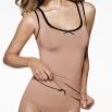 smooth_sensation_shirt02.jpg - Smooth Sensation<br />Módní série v trendy barvách má silný tvarující efekt. Lehké a jemné materiály jsou nejen funkční, ale zároveň maximálně pohodlné. <p>Košilka<br />Okouzlující košilka s detaily v kontrastních barvách zpevní vaše poprsí a zeštíhlí pas.   Velikosti: S-XL</p> <p>Složení<br />84% Polyamid, 16% Elastan</p>