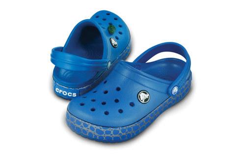 533336c1eed CrocTile Clog Kids Sea Blue.jpg - CrocTile Clog je vtipnou alternativou  oblíbených Crocs Classic